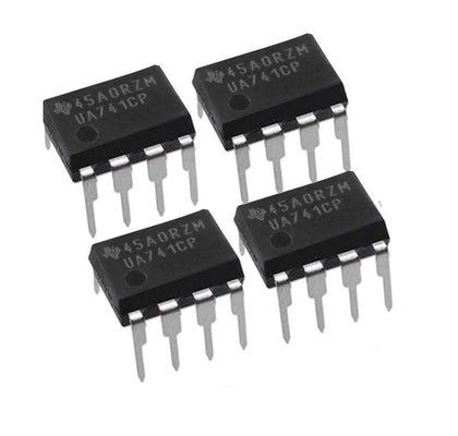 UA741CP OPERATIONAL AMPLIFIER IC