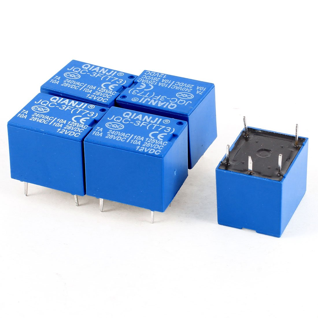 Mini 12V 7A Pcb Mount Relay