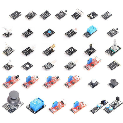 37 in 1 Arduino Sensor Set