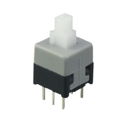 Push Button 6 pin Switch