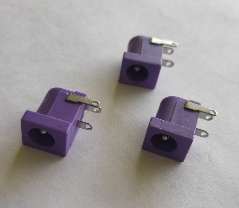 DC Power Jack Female Plug Barrel Connector
