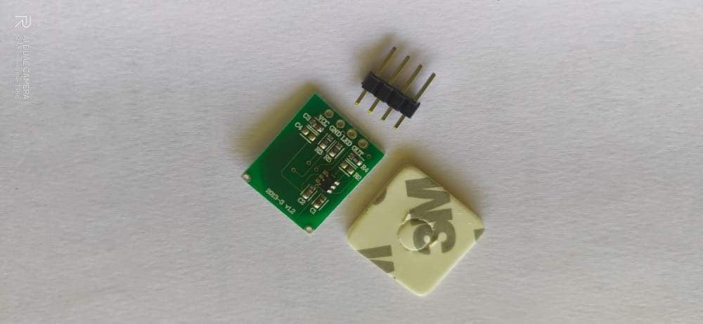 DC 5-12V 10A Capacitive digital touch sensor module with LED