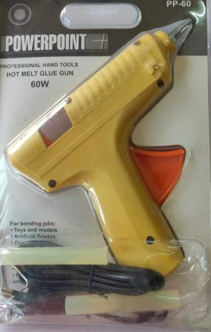 60 Watt Glue Gun + Glue Stick