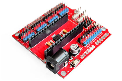 Nano 328P Expansion Adapter Breakout Board IO Shield