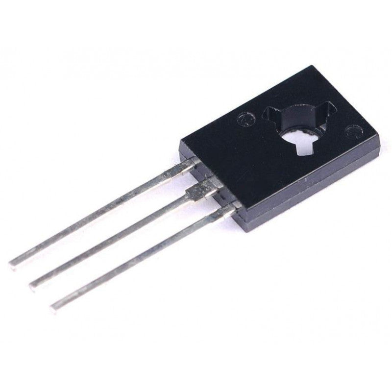 BD140 PNP Bipolar Medium Power Transistor 80V 1.5A TO-126