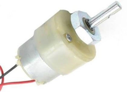 1000 RPM Geared DC motor