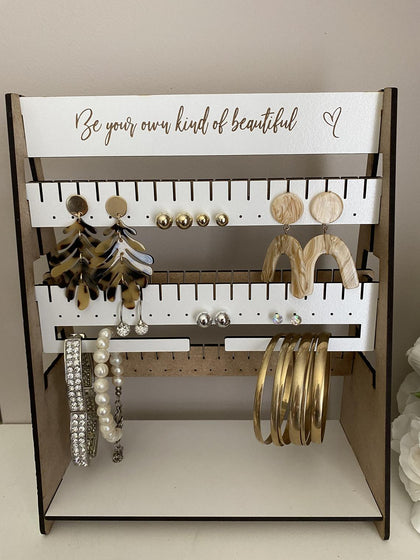 Adjustable Earrings Display Jewelry  Hanging Stands