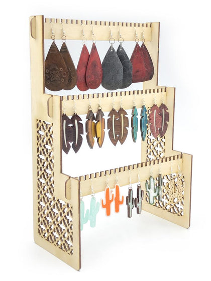 Formal Design for  Earrings And Jewelry Display Hanging Stands