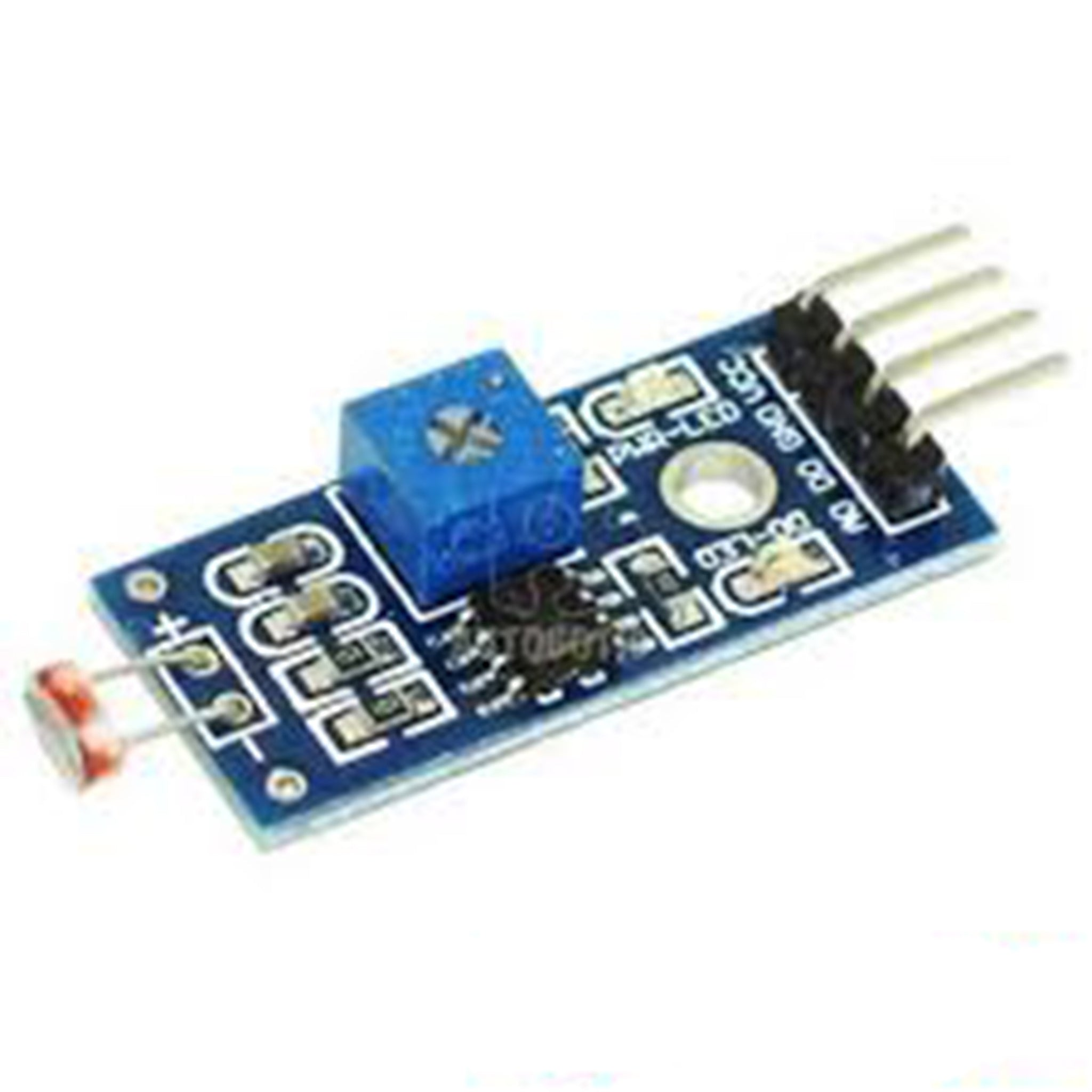 Photosensitive Sensor Module Light Detection (LDR) Module for Arduino DIY Kit
