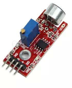 Sound Sensor Module for Arduino