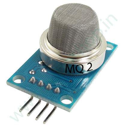 MQ-2 Smoke Liquefied Flammable Methane Gas Sensor Module for Arduino Diy Starter Kit