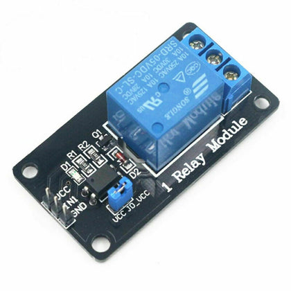 1 Channel 5V Relay Module with Optocoupler