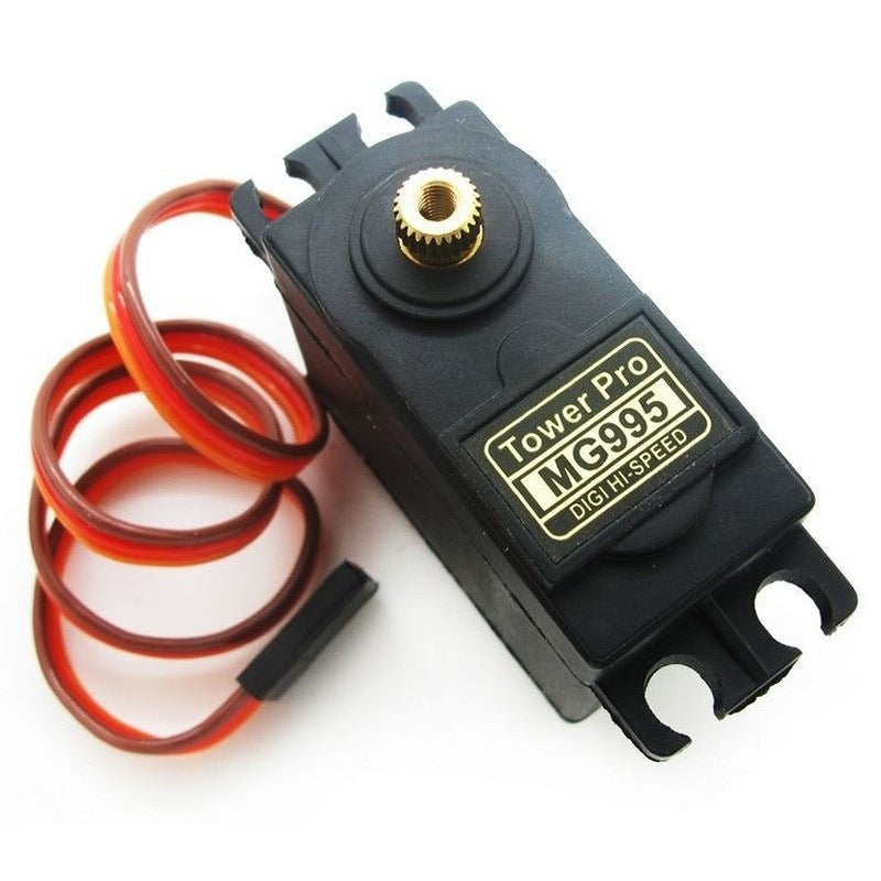 TowerPro MG995 Metal Gear Servo Motor (360° Rotation)