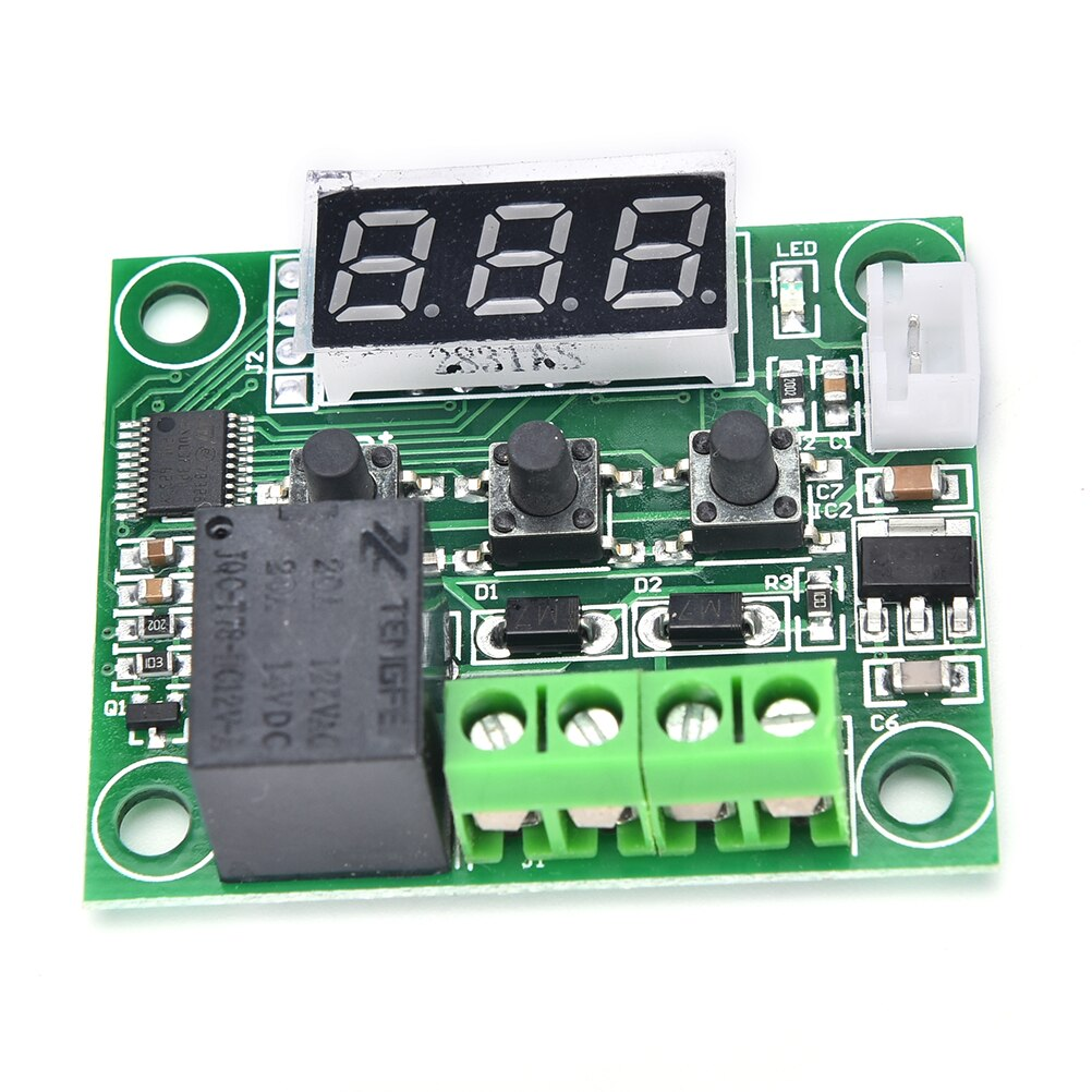 W1209 Digital Temperature Controller Thermostat Module