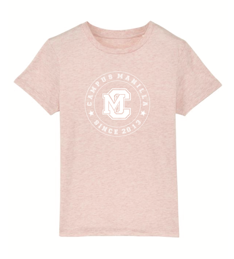 T-shirt Kids Heather Grey