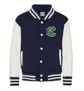 Collegejacka Kids Navy