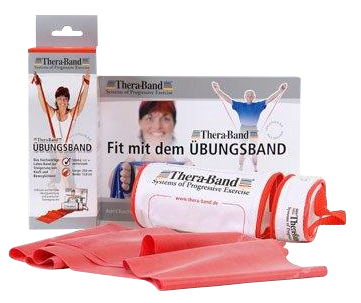 Fitness Sport Thera Band rot