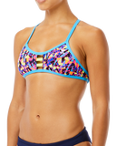 TYR Womens Santa Marta Pacific Tieback Top