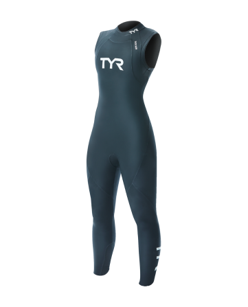 2020 TYR Women's Hurricane Wetsuit Cat 1 Sleeveless