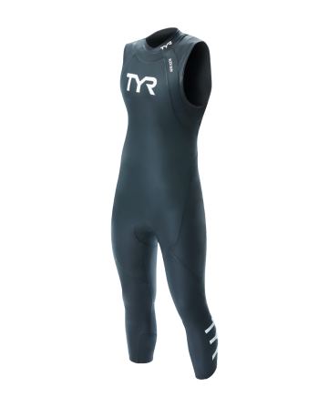 2020 TYR Men's Hurricane Wetsuit Cat 1 Sleeveless