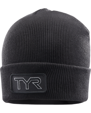 TYR Unisex Solid Beanie Hat