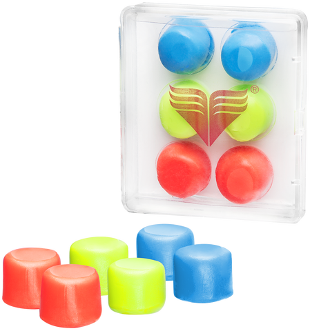 Youth Silicone Ear Plugs