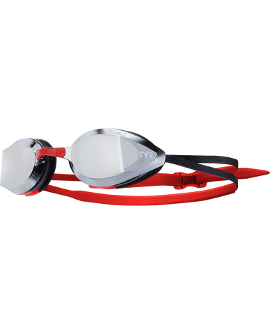 Edge X Racing Goggles Mirrored Adult
