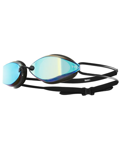 TYR Tracer X  Racing Nano Mirrored  Goggles