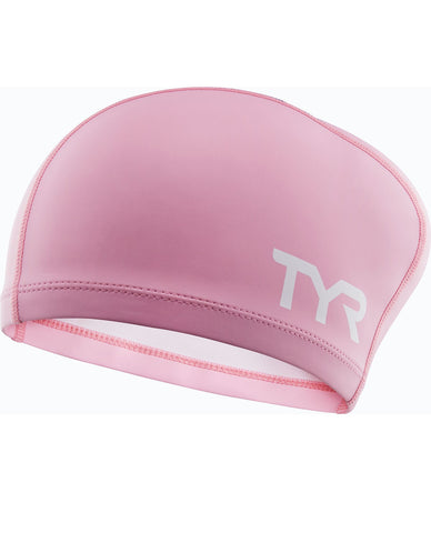 Silicone Comfort Long Hair Swim Cap