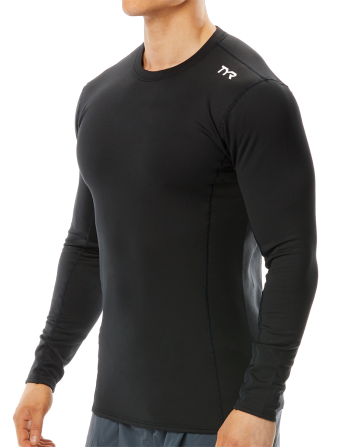 TYR Men's Thermal Rashguard
