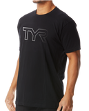 TYR Men's Reflective Graphic Tee