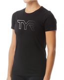 TYR Women's Reflective Graphic Tee