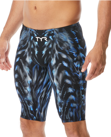 TYR Men's Venzo Genesis Jammer Swimsuit