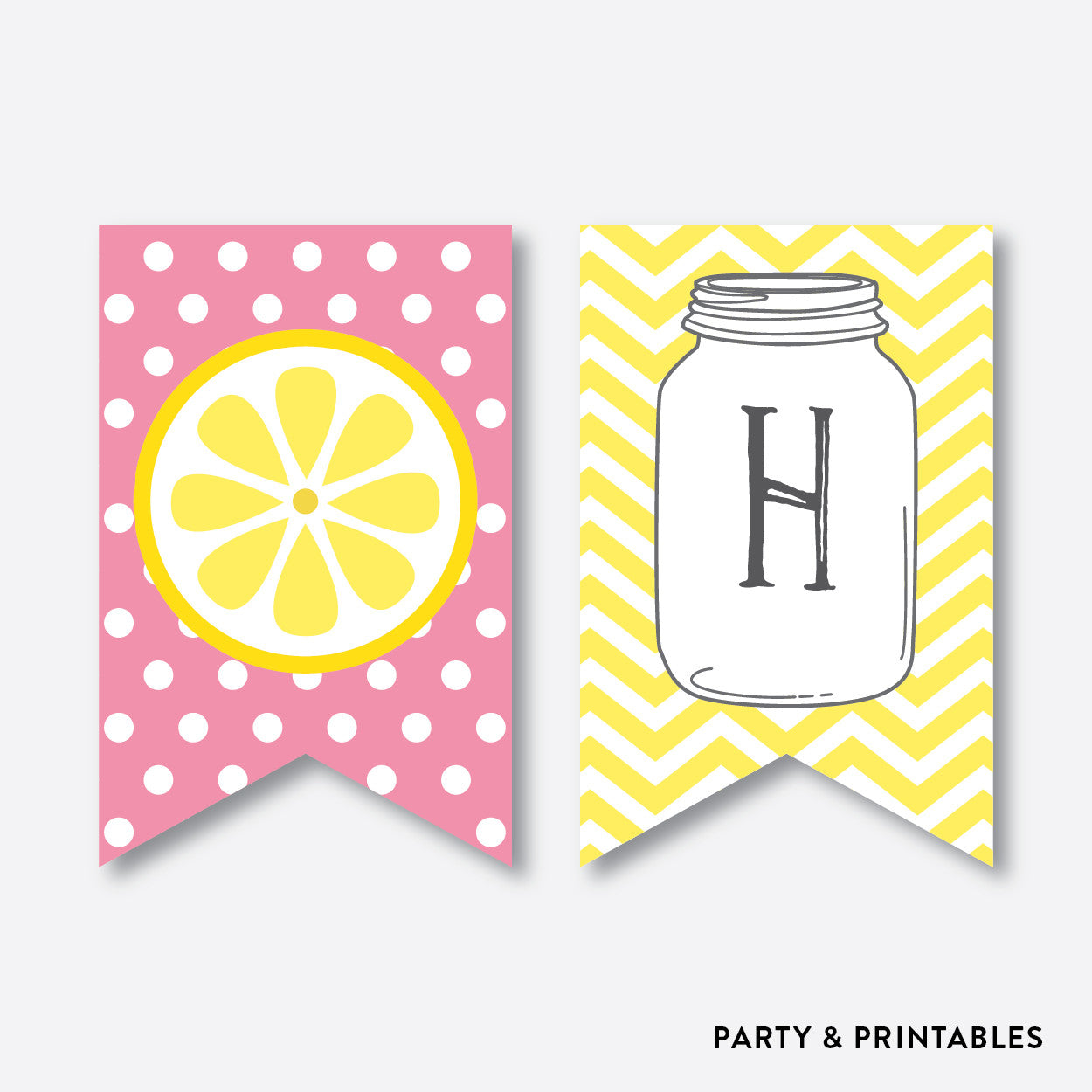 graphic relating to Lemonade Signs Printable called Red Lemonade Stand Occasion Banner / Pleased Birthday Banner / Non-Custom made / Prompt Down load (SKB.37)