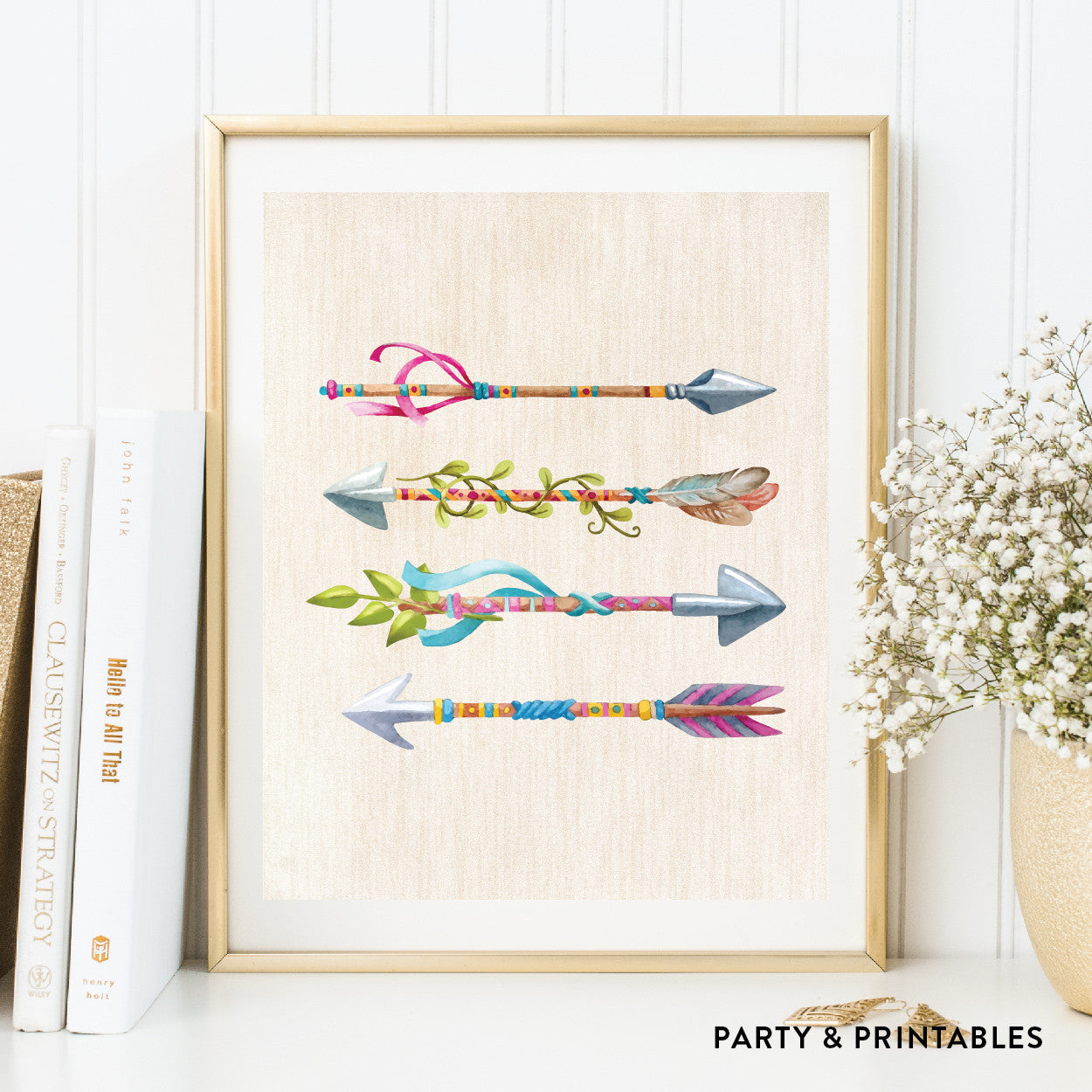 Arrows Wall Art / Instant Download (WA.48)