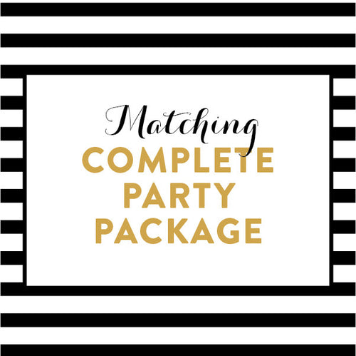 Matching Complete Party Package / Made to Order