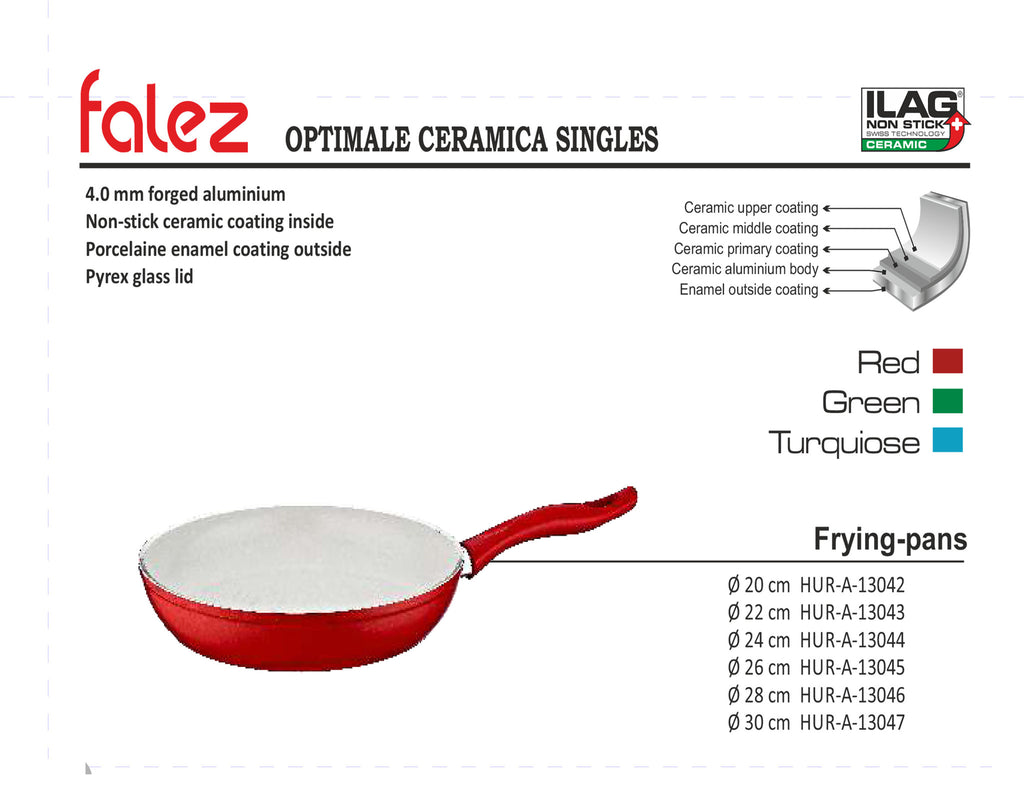 Falez Optimale Frypan - almounat.com