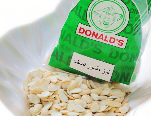 Almonds Peeled -</p>لوز مقشور - almounat.com