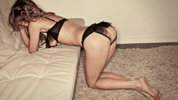 In Defence of Crotchless Knickers