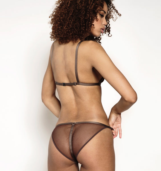 Ellie Brief Walnut