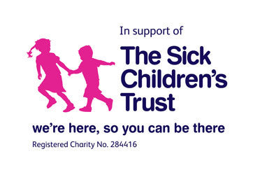 The Sick Children's Trust logo