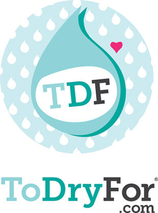 ToDryFor logo and text combined