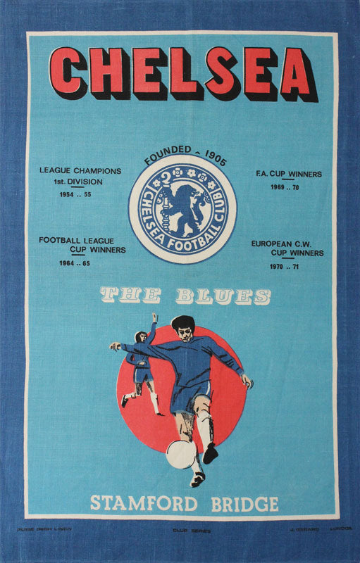 Chelsea Tea Towel