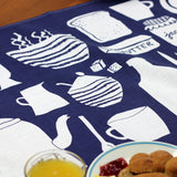 Breakfast tea towel