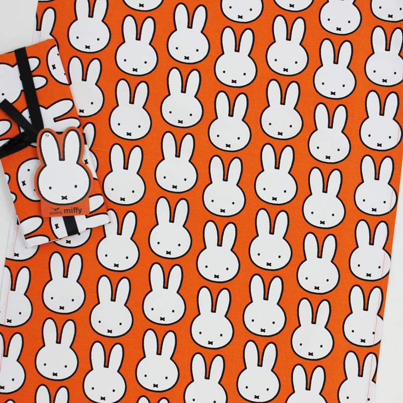Miffy Repeat tea towel