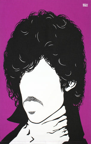Prince tea towel