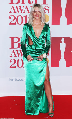 louisa johnson at the brit awards 2018