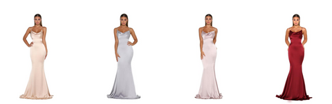 PORTIA AND SCARLETT DANA GOWNS AT SHAIDE