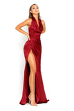 Portia & Scarlett PS1975 - CHAQUE FOIS -. RED prom dress at shaide boutique uk front