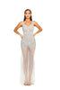 Portia & Scarlett PS2072 - HYERES sequin evening dress at shaide boutique uk sfb